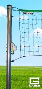 SideOut Outdoor Volleyball System Image